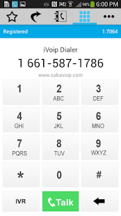 iVoip Dialer - Mobile Dialer- screenshot thumbnail