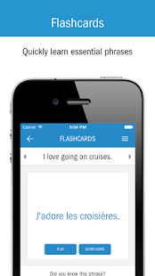 Cruise Lingo- screenshot thumbnail