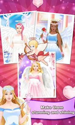 Angel Fairy - Salon Girls Game screenshot