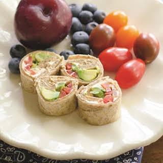 Healthy Pinwheels Recipes.