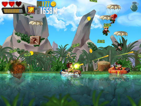 Ramboat: Hero Shooting Game 2.4.1 screenshot 38035