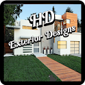 HD Home Exteriors Designs Free icon