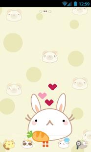 Cute Animals GO Launcher Theme