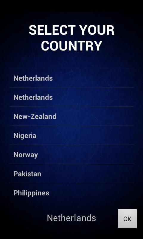 World Tap - screenshot