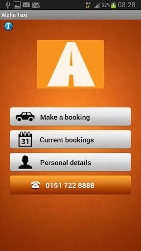 Alpha Taxis Liverpool