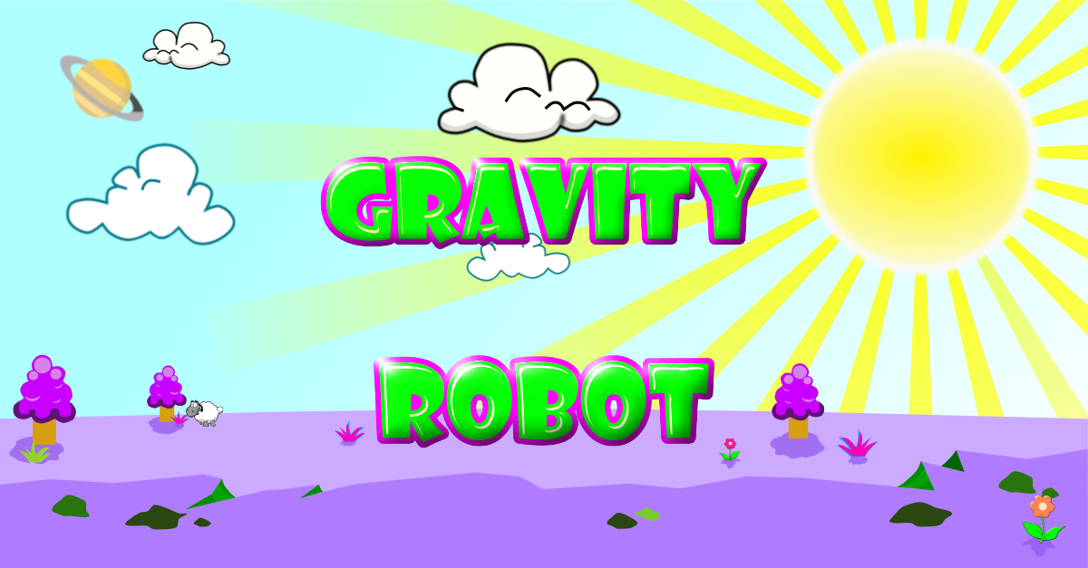 Gravity Robot 2 - screenshot