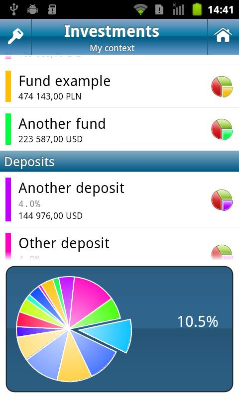 Mobile Banking - screenshot