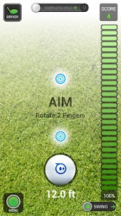 Sphero Golf- screenshot thumbnail