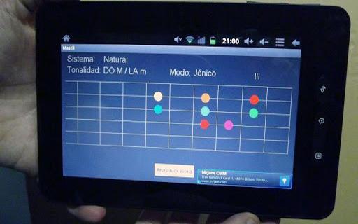 音樂必備免費app推薦|ギターのスケール行列線上免付費app下載|3C達人阿輝的APP