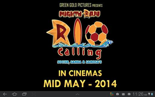 玩免費娛樂APP|下載Mighty Raju - Rio Calling app不用錢|硬是要APP