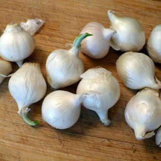 Lemon-Scented Cocktail Onions