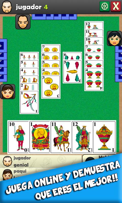 CiNQuiLLo- screenshot