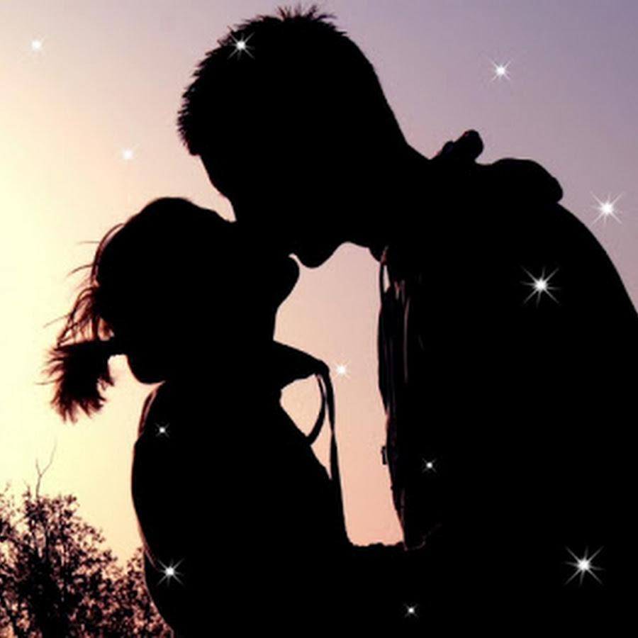 Animasi Kartun Ciuman Kolek Gambar