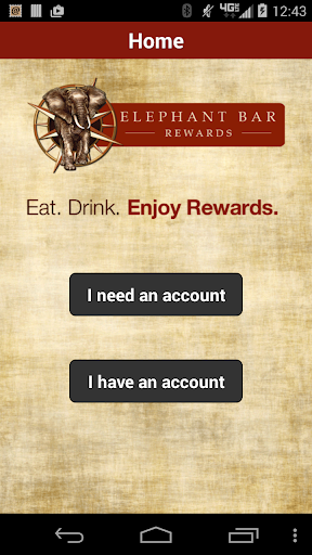 Elephant Bar Rewards