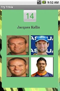 Who is this cricketer ? (Quiz) - screenshot thumbnail