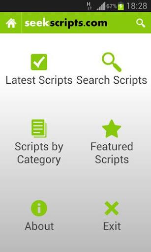SeekScripts
