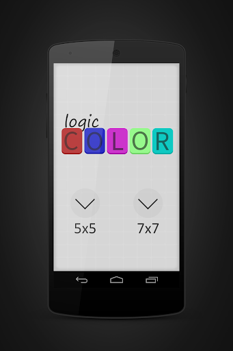 Color logic free