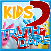 Kids Games: Truth or Dare! 2