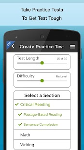 play2prep: ACT, SAT prep- screenshot thumbnail