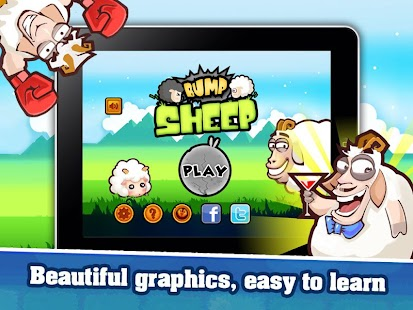 Bump Sheep- screenshot thumbnail