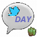 1 Tweet 1 Day logo