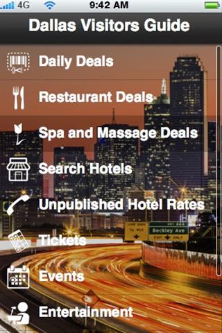 Dallas Visitors Guide