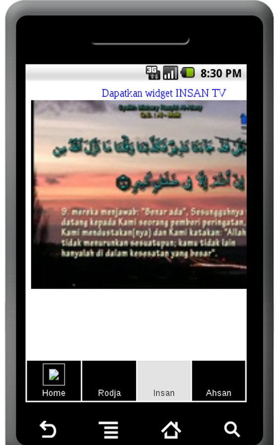 tv islam indonesia - android apps on google play - Mobile Tv Indonesia