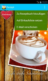 Winter-Rezepte - Glühwein & Co- screenshot thumbnail