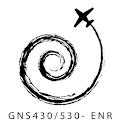 GARMIN 430/530W Enroute logo