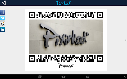 Pixinkod Barcode and QR Reader - screenshot thumbnail