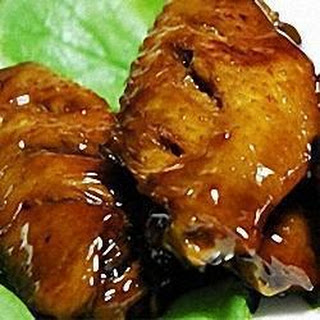 Braised Cola Chicken Wings