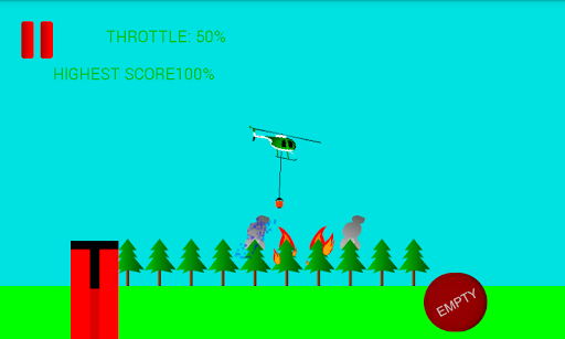 Helicopter Fire Rescue
