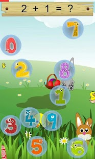 Math in Motion for kids - screenshot thumbnail
