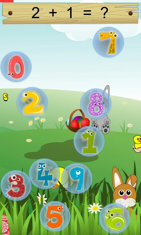 Math in Motion for kids - screenshot