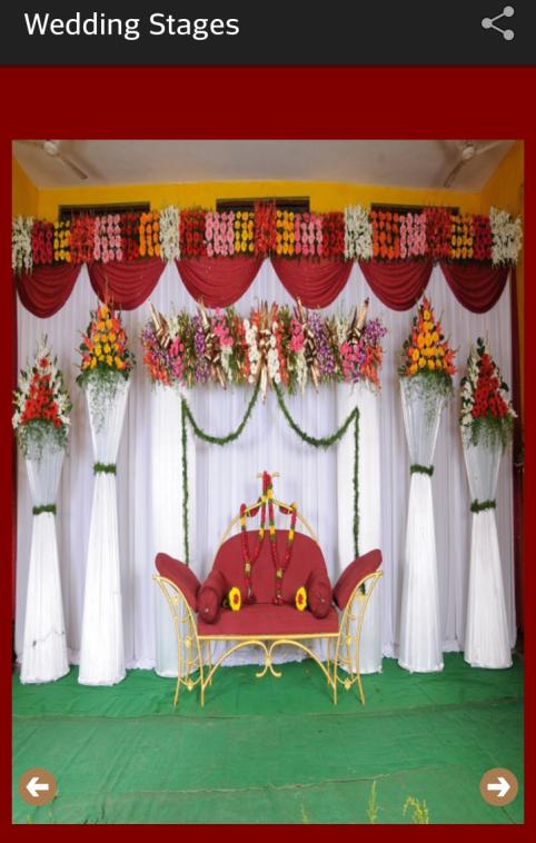 Wedding stage designs android apps on google play wedding stage designs screenshot junglespirit Gallery