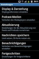 Screenshot of Berufsgeocacher´s Podcast