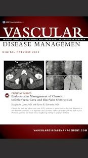 Vascular Disease Management - screenshot thumbnail
