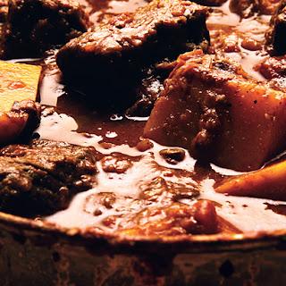 Texas Beef Brisket Chili.