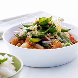Massaman Vegetable Curry