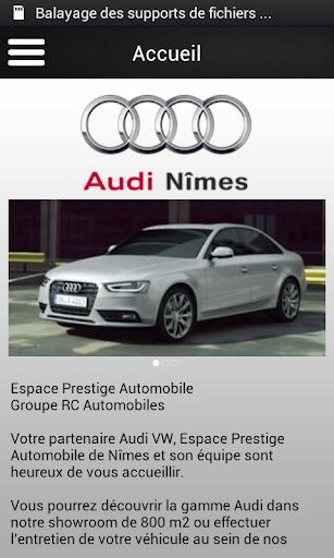 Audi Nimes