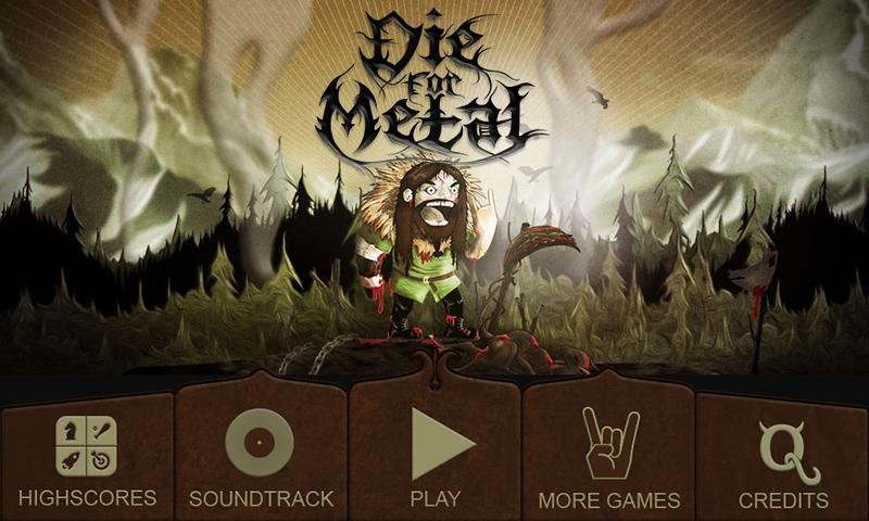 Die For Metal - screenshot