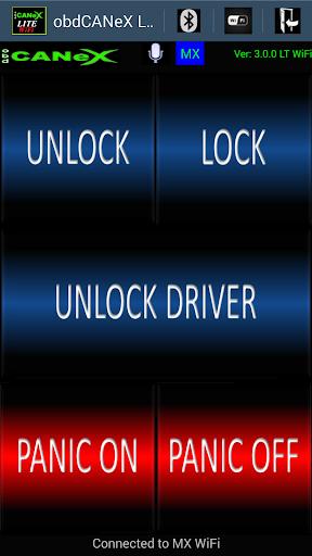 obdCANeX OBDII Car Remote 3 1 4 Apk Download - b4a