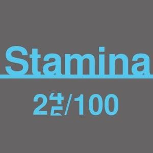 スタミナ計算