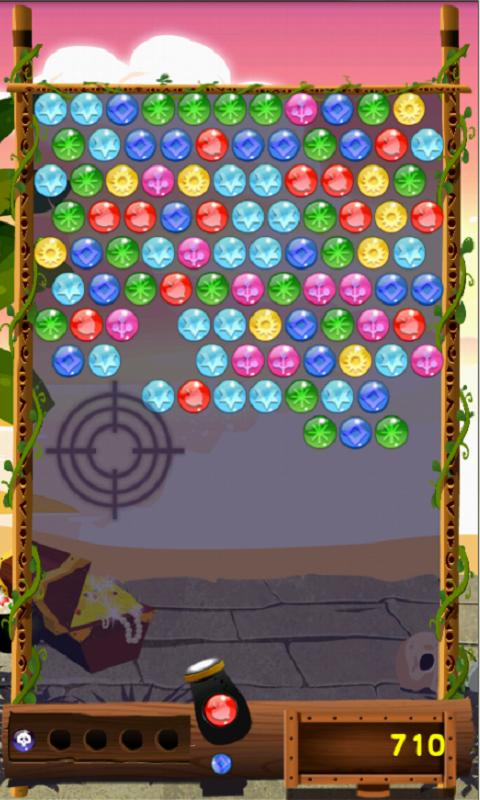 Bubbles Treasure - screenshot