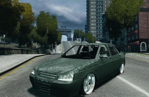 Lada Kalina simulator Racing