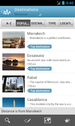 Morocco Guide by Triposo