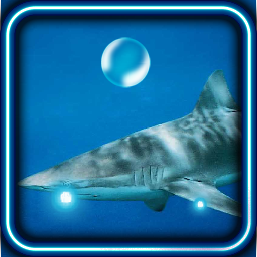 Sharks Coral Reef HQ LWP 個人化 App LOGO-APP試玩