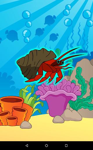 Crabby Surface Ocean