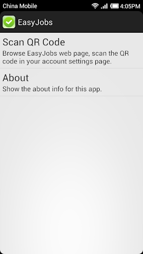 【免費生產應用App】EasyJobs-APP點子