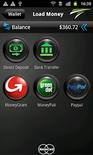 TransCard mobile wallet- screenshot thumbnail